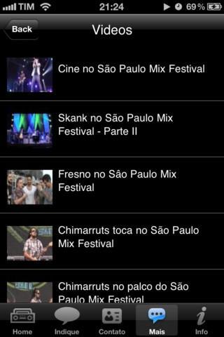 MIX 106.3 FM SÃO PAULO - Imagem 2 do software