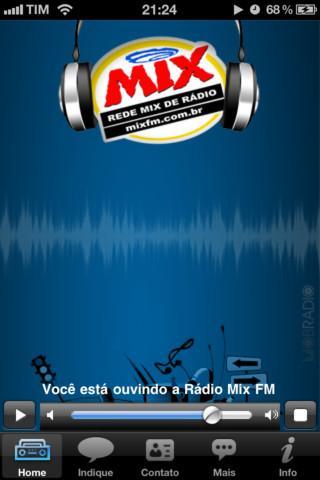 MIX 106.3 FM SÃO PAULO - Imagem 1 do software