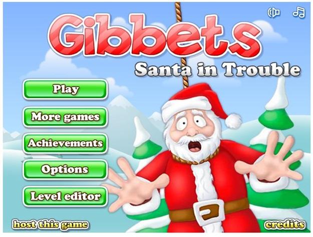 Gibbets Santa in Trouble - Imagem 1 do software