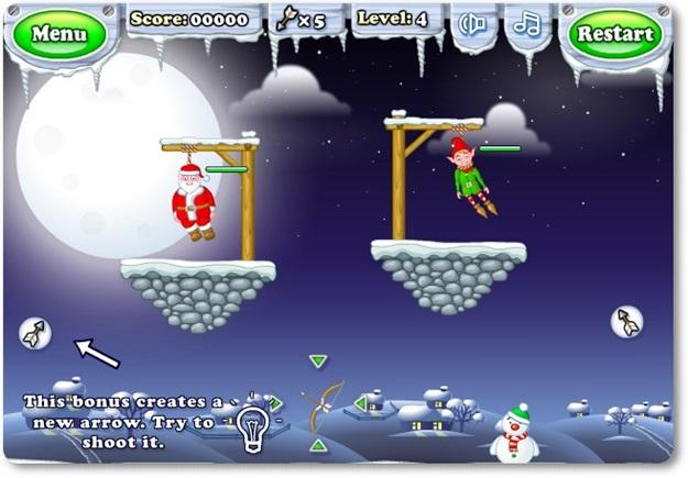 Gibbets Santa in Trouble - Imagem 2 do software
