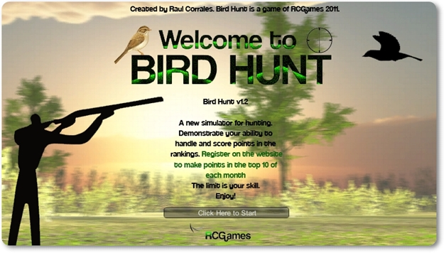 Bird Hunt - Imagem 1 do software