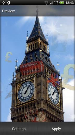 London Live Wallpaper - Imagem 1 do software