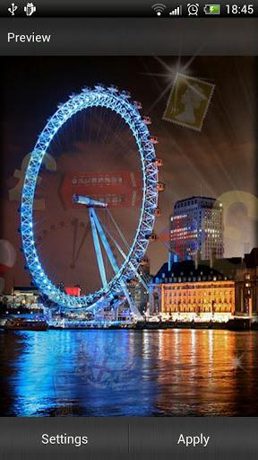 London Live Wallpaper - Imagem 2 do software