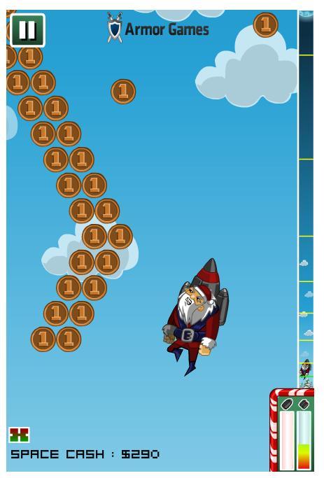 Rocket Santa 2 - Imagem 2 do software