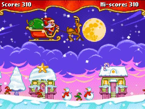 Holly Jolly Pyromaniac - Imagem 1 do software