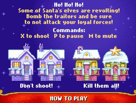 Holly Jolly Pyromaniac - Imagem 2 do software