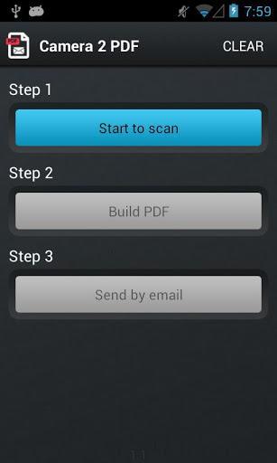 Camera 2 PDF - Imagem 1 do software