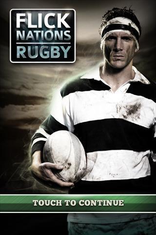 Flick Nations Rugby - Imagem 1 do software