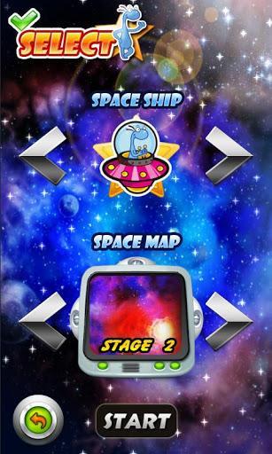 Super Salad: Space Jump - Imagem 1 do software