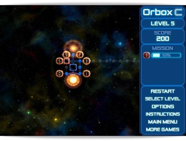 Orbox C - Imagem 2 do software