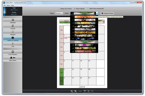 Calme - Imagem 1 do software