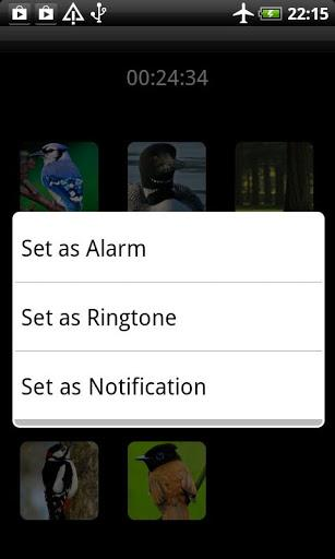 Animals Ringtones and Alarms - Imagem 2 do software