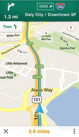 Google Maps Download para iPhone Grátis