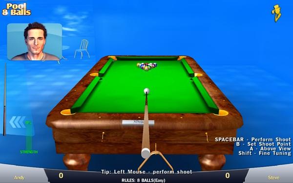 Pool 8 Balls - Imagem 3 do software