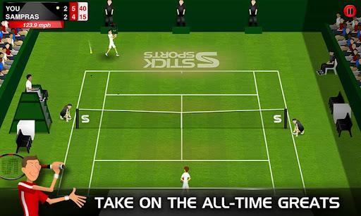 Stick Tennis - Imagem 1 do software