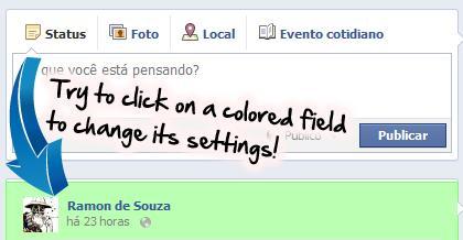 Facebook Privacy Watcher - Imagem 1 do software