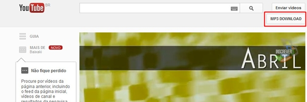 YouTube Converter for Firefox.