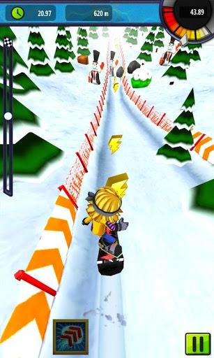 Snow Racer Friends - Imagem 1 do software