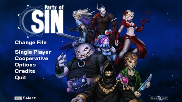 Party of Sin - Imagem 1 do software
