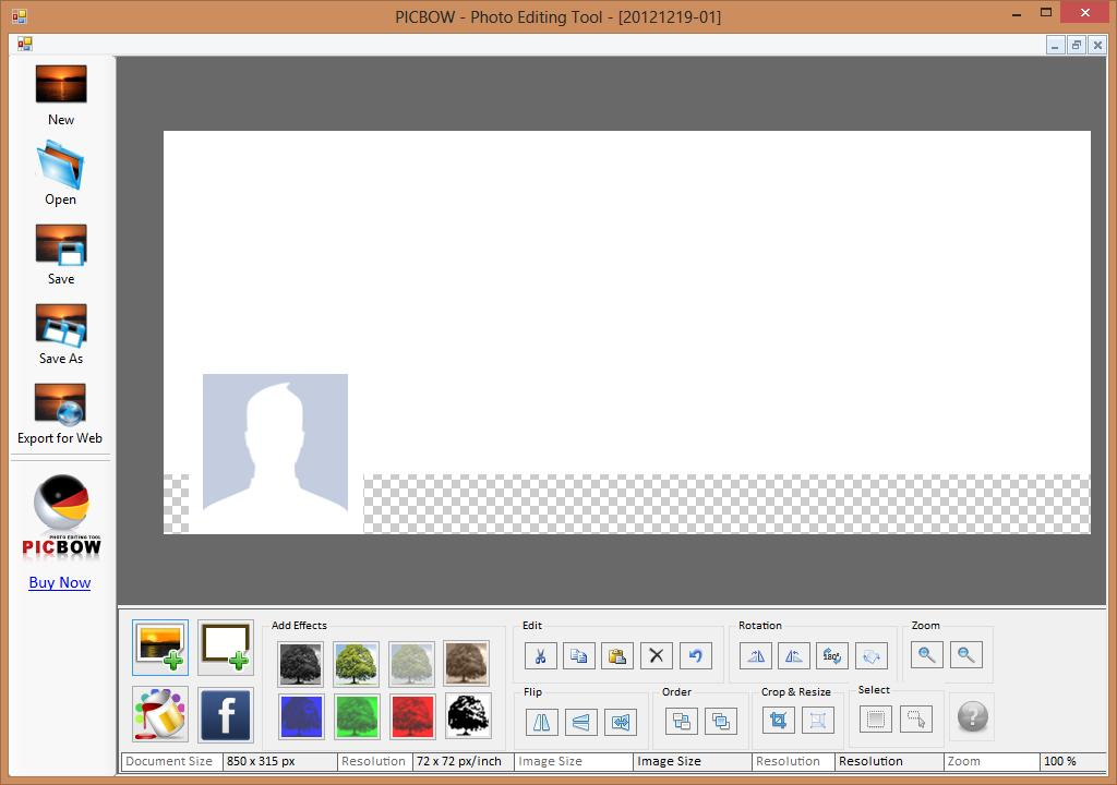 Picbow - Imagem 1 do software