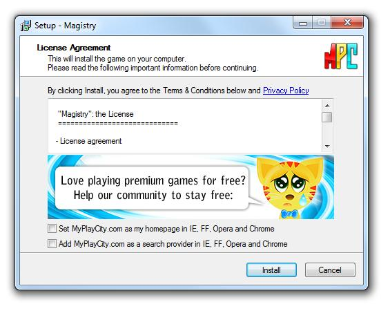 Magistry - Imagem 4 do software