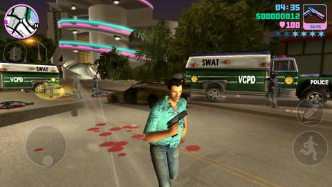 Grand Theft Auto: Vice City - Imagem 3 do software