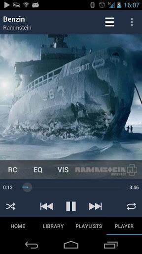Subsonic Music Streamer - Imagem 1 do software