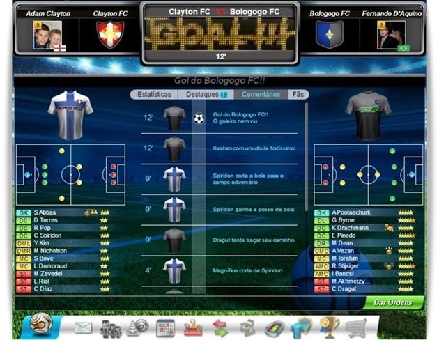 Top Eleven – Be a Football Manager - Imagem 1 do software
