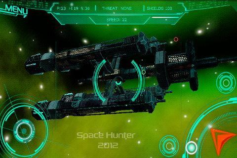 Space Hunter 3D Lite - Imagem 1 do software
