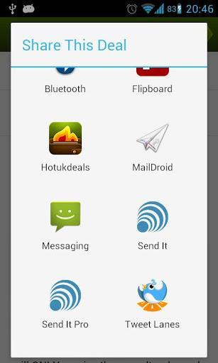 Send It - Imagem 2 do software