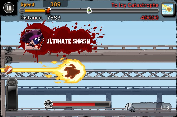 Berzerk Ball 2 - Imagem 2 do software