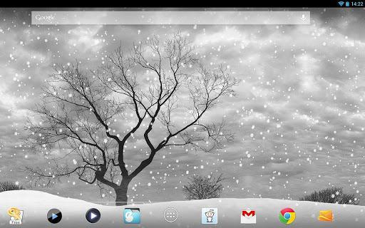 Lonely Tree Live Wallpaper - Imagem 1 do software