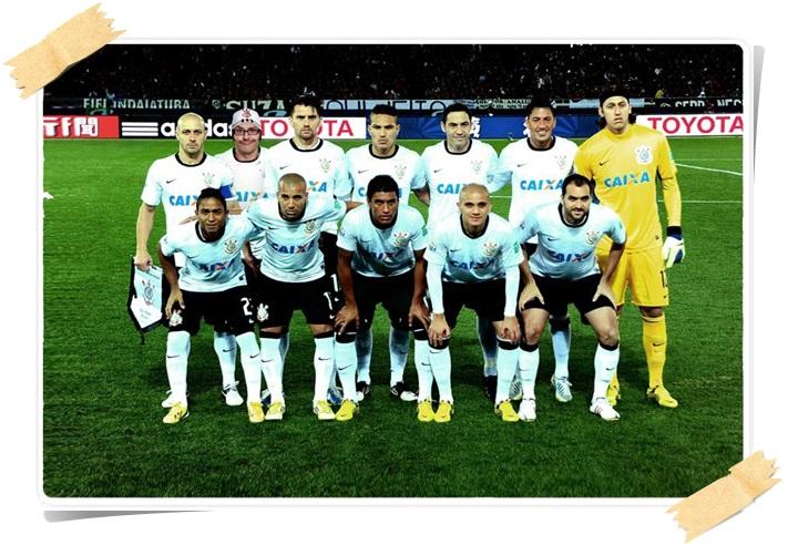 Vai, Corinthians!