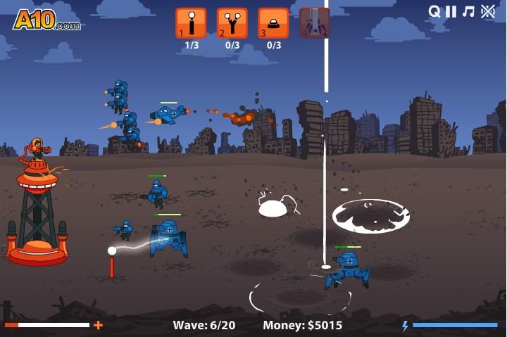 Tesla Defense - Imagem 1 do software