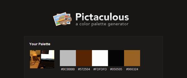 Gere paletas de cores a partir de uma imagem