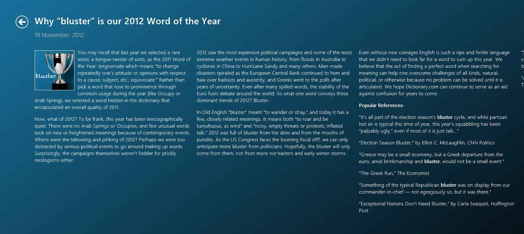 dictionary download for windows 8