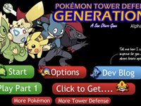 Imagem 1 do Pokémon Tower Defense 2 – Generations