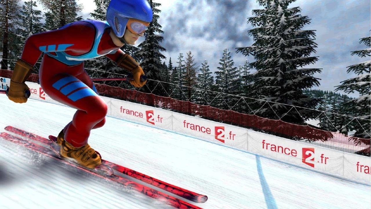 Ski Challenge - Imagem 3 do software