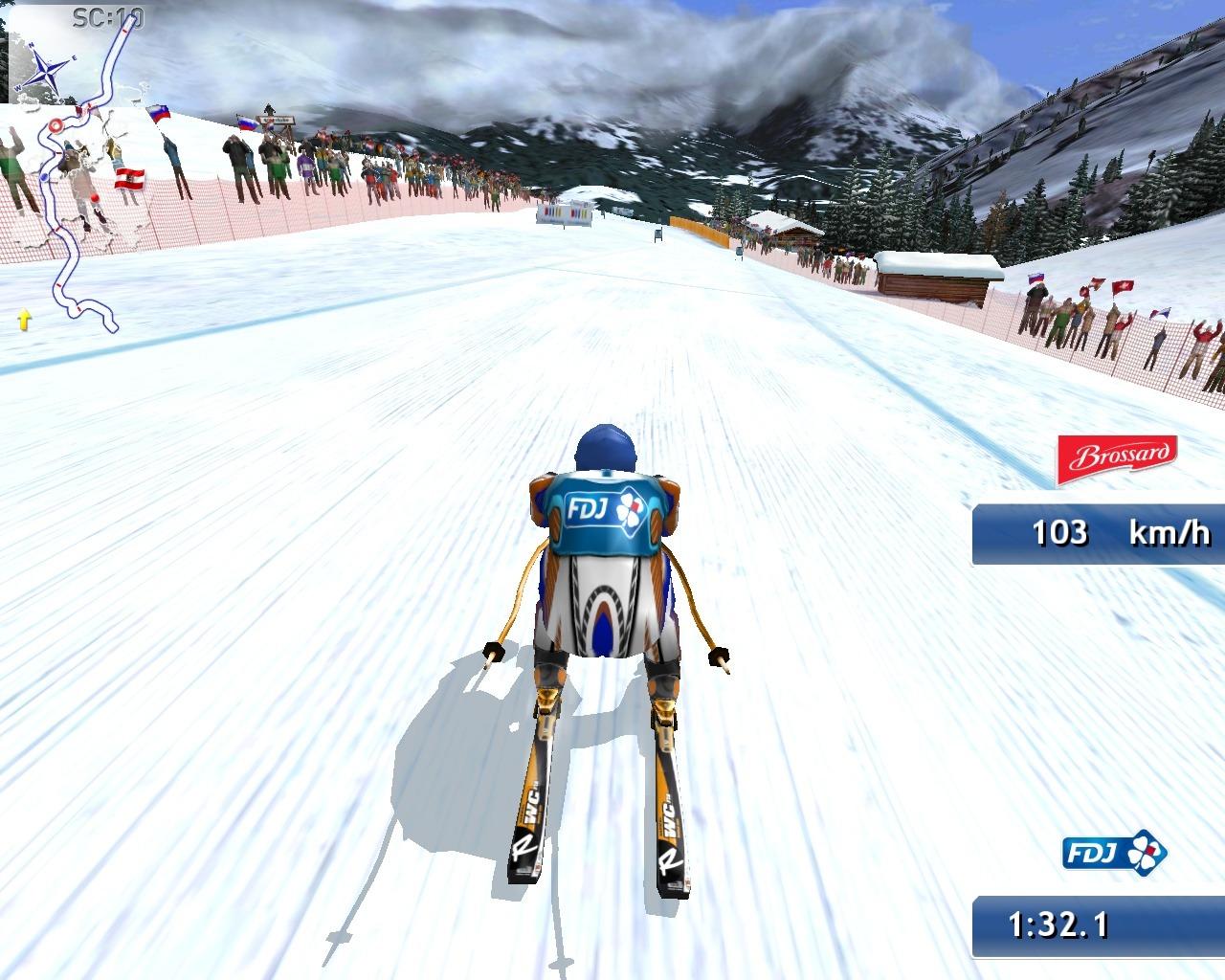 Ski Challenge - Imagem 4 do software