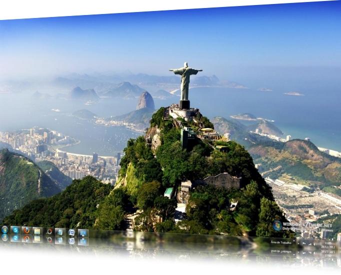Rio de Janeiro Windows 7 Theme