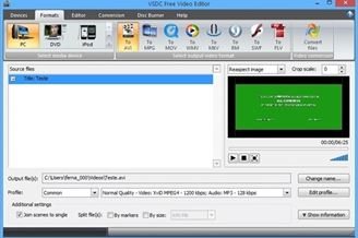 VSDC Free Video Editor Download para Windows Grátis