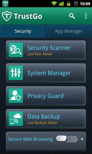 Antivirus & Mobile Security - Imagem 1 do software