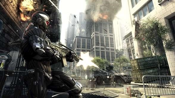 cbbd53c8ab Crytek já está com seu motor gráfico pronto para a próxima geração ...