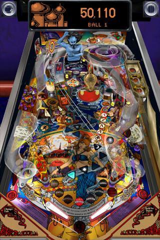 Pinball Arcade Free - Imagem 3 do software