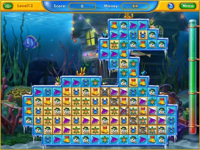 Fishdom Frosty Splash - Imagem 1 do software