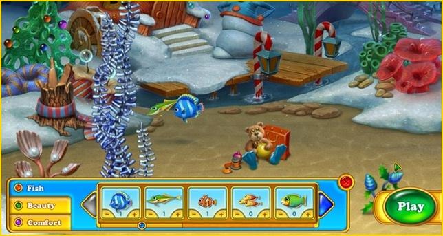Fishdom Frosty Splash - Imagem 2 do software
