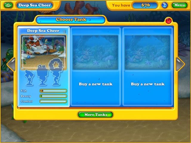 Fishdom Frosty Splash - Imagem 3 do software