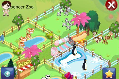 Zoo Club - Imagem 1 do software