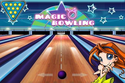Magic Bowling LITE - Imagem 1 do software