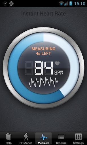 Instant Heart Rate - Imagem 1 do software